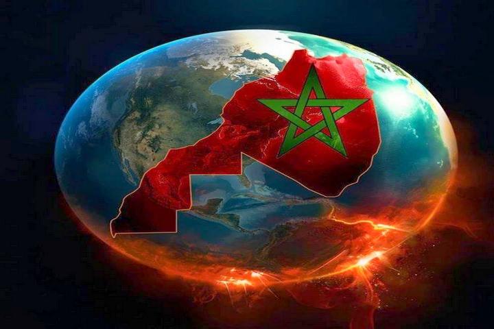 Vive le Maroc