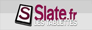 Logo des Tablettes Slate