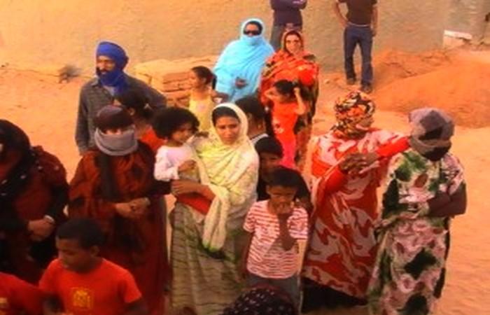 Des sahraouis de Tindouf exigent de l'ONU le statut de réfugiés