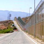 Le Maroc construit une barrière anti-immigration à Melilla