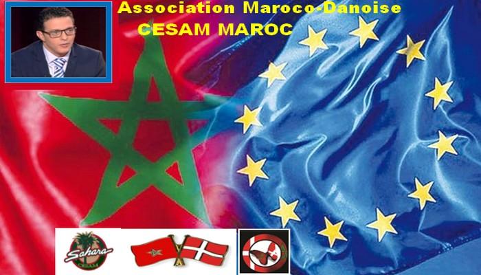 Cesam Maroc :  La visite des journalistes Danois au Maroc