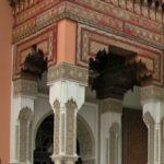 Le Maroc : Terre & Histoire Tazouakt ou l'art du bois peint