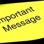 Avis Administratif : Mise en veille de la direction générale de coopération CESAM- Rabat