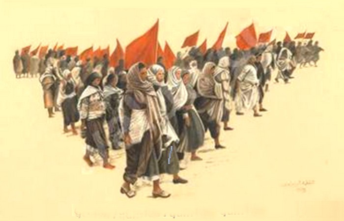 La marche verte : Le discours du Feu Hassan II  5 Novembre 1975