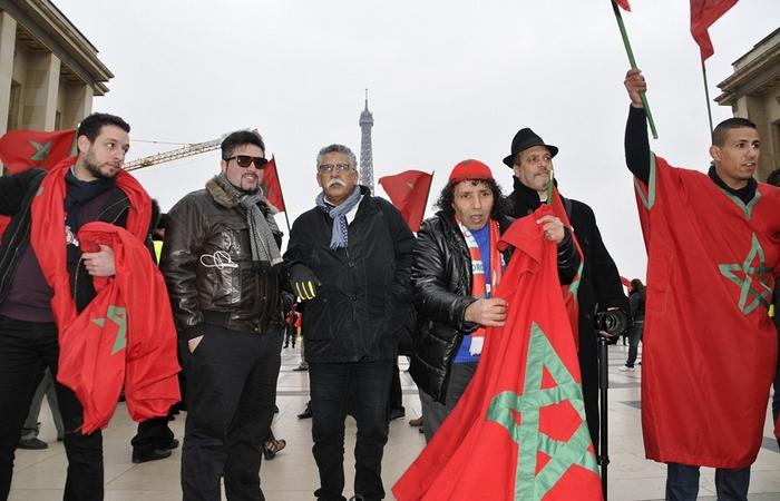 La Manifestation de Paris pour le Sahara marocain : La puissance des Marocains du Monde