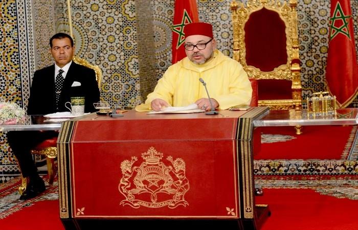 A l'approche des élections législatives, le roi Mohammed VI a mis en garde les acteurs politique