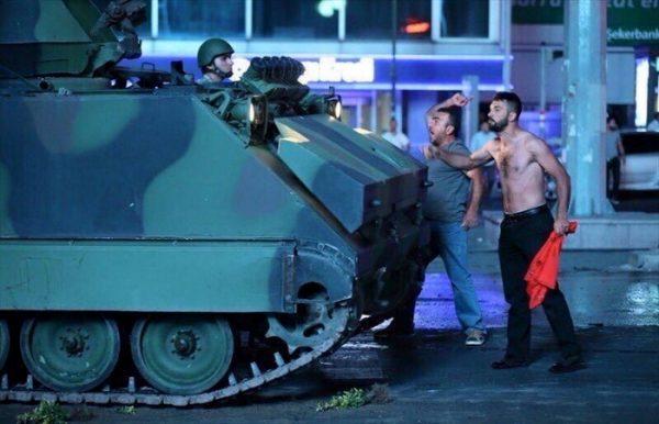 Turquie coup d-etat 07-2016