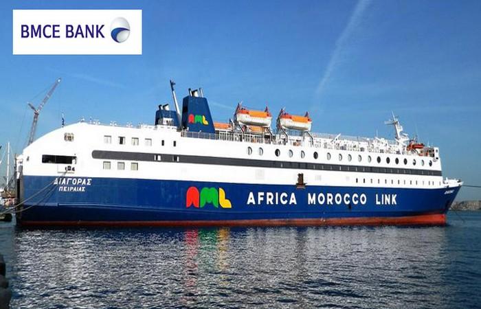 En fin une nouvelle compagnie maritime Marocaine est née