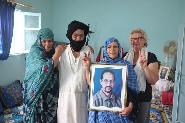 Aéroport Mohammed V: l'agitatrice pro-Polisario, Claude Mangin, expulsée