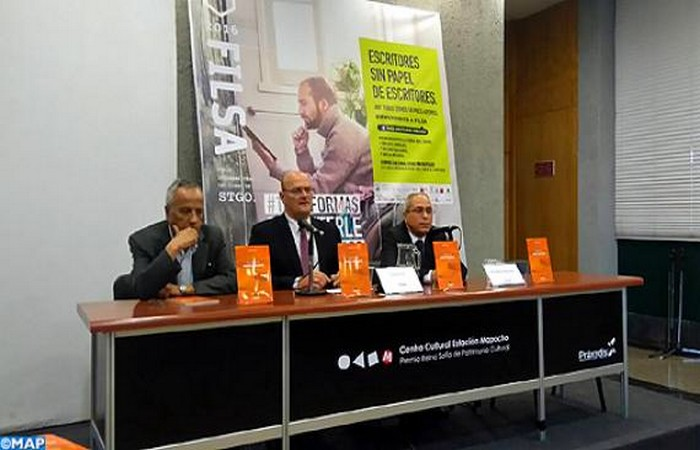 """«Le mensonge du Front Polisario"""", ouvrage de l'écrivain espagnol Chema Gil présenté à Santiago"""