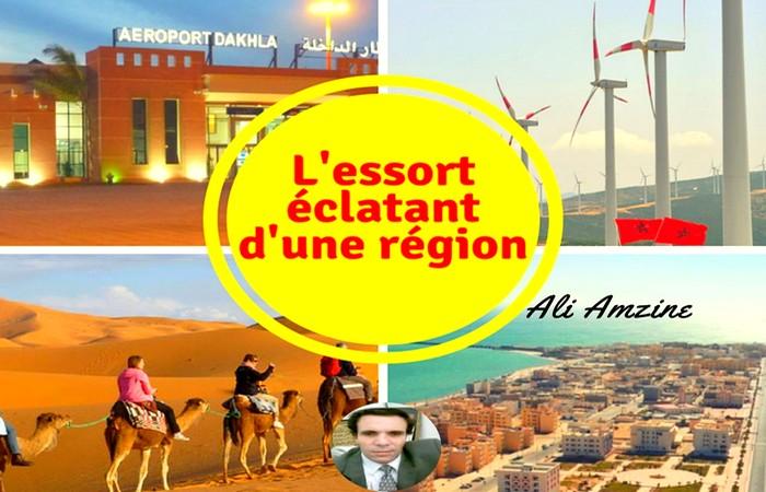 Le Sahara Marocain en 2020: L'essor éclatant d'une région