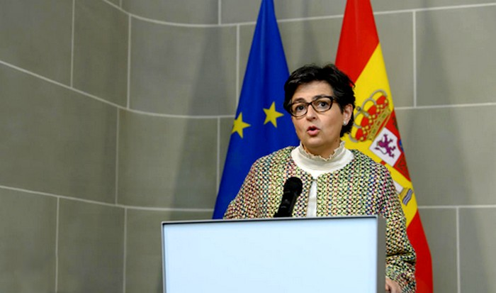 L'Espagne déclare sa position officielle inchangée