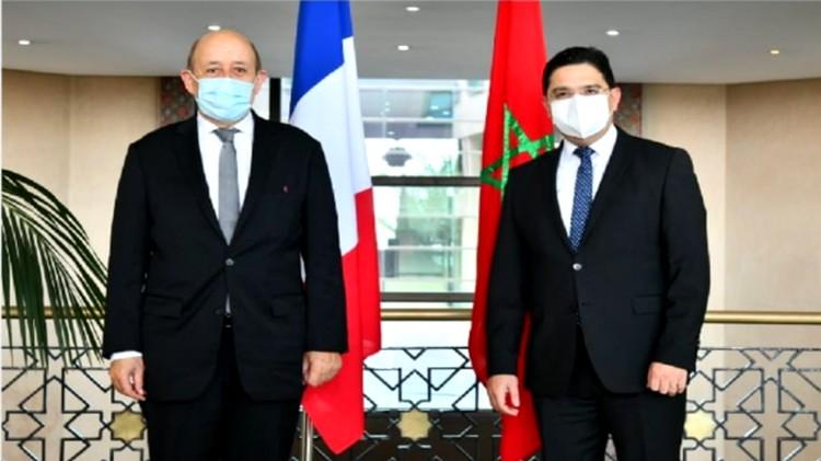 Jean Yves Le Drian :La France préoccupée par le blocage en cours à Guergarat