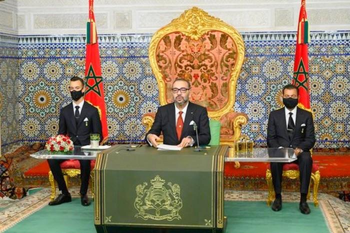 Le discours du Roi Mohammed VI du 45ème anniversaire de la Marche verte