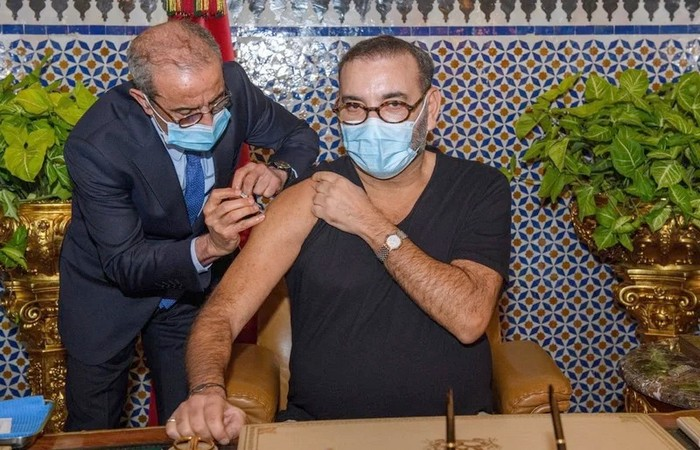 Le Roi Mohammed VI opte pour le vaccin chinois Sinopharm