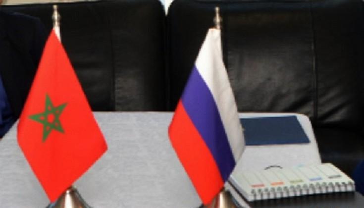 Entretiens entre l'ambassadeur du Maroc à Moscou et le vice-ministre russe des Affaires étrangères