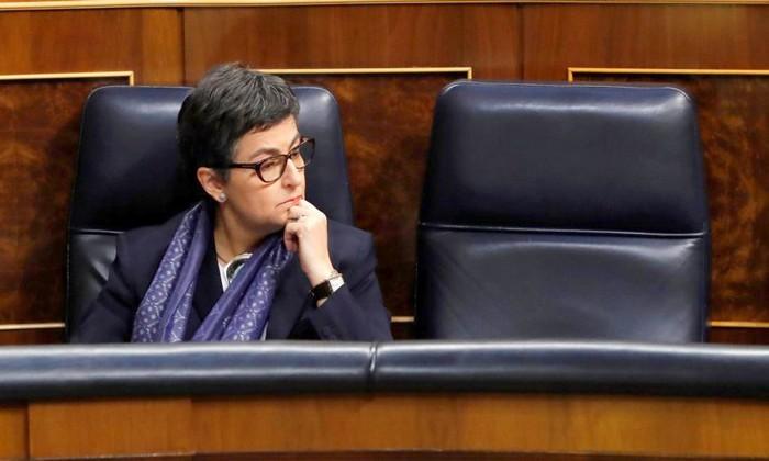 Prends la porte et tais-toi ! Telle est la sanction reçue par Arancha Gonzalez Laya par le Chef du Gouvernement espagnol.